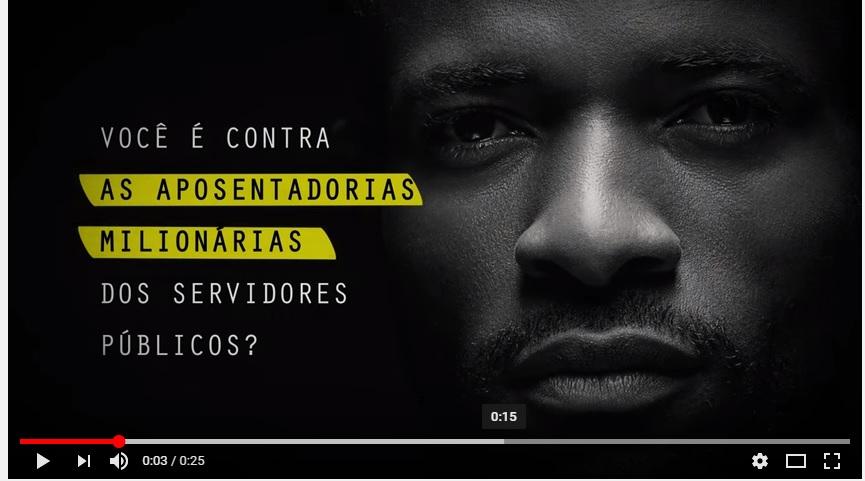 Fonacate, com a participação da ANEInfra, ajuiza ação para retirar campanha da previdência do ar
