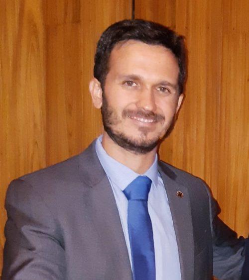 Diogo Piloni e Silva é indicado ao cargo de Secretário Nacional de Portos e Transportes Aquaviários do Ministério da Infraestrutura